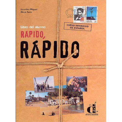 Lourdes Miquel - Rapido, rapido (Ele- Texto Español) - Preis vom 22.06.2021 04:48:15 h