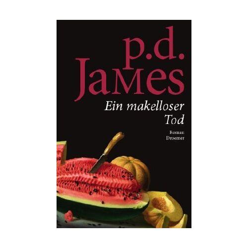 James, P. D. - Ein makelloser Tod: Roman - Preis vom 15.06.2021 04:47:52 h