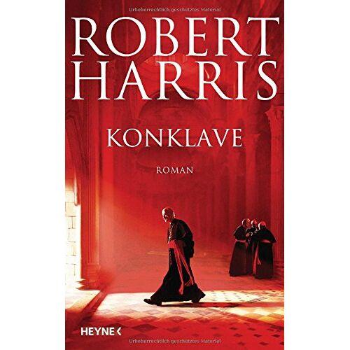 Robert Harris - Konklave: Roman - Preis vom 21.10.2021 04:59:32 h