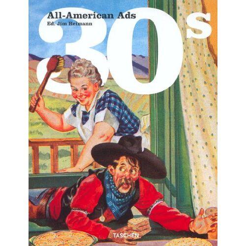 Jim Heimann - All-american ads of the 30s (Midi) - Preis vom 20.06.2021 04:47:58 h