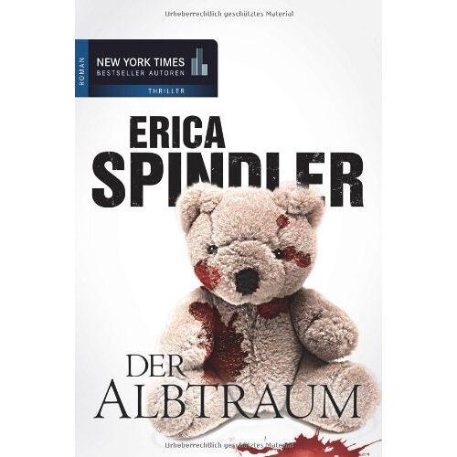 Erica Spindler - Der Albtraum - Preis vom 01.08.2021 04:46:09 h