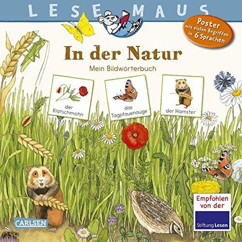 Bärbel Oftring - LESEMAUS 202: In der Natur: Mein Bildwörterbuch - Preis vom 03.08.2021 04:50:31 h