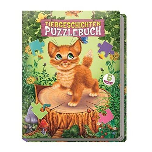 Edition Trötsch - Puzzlebuch Tiergeschichten - Preis vom 15.06.2021 04:47:52 h