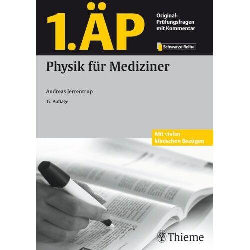 Andreas Jerrentrup - 1. ÄP - Physik für Mediziner - Preis vom 19.06.2021 04:48:54 h
