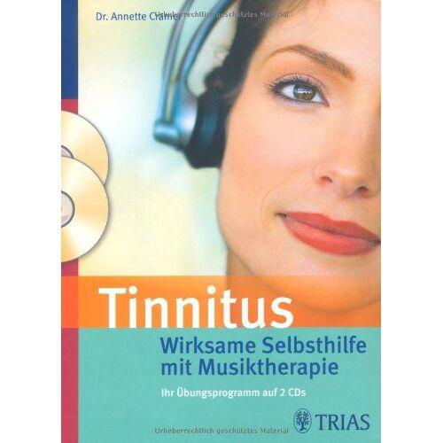 Annette Cramer - Tinnitus: Wirksame Selbsthilfe mit Musiktherapie: Ihr Übungsprogramm auf 2 CDs - Preis vom 24.07.2021 04:46:39 h