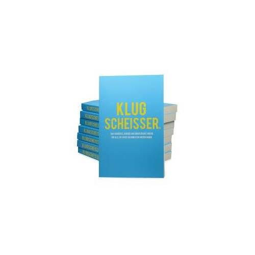 - Klugscheisser - Preis vom 11.06.2021 04:46:58 h