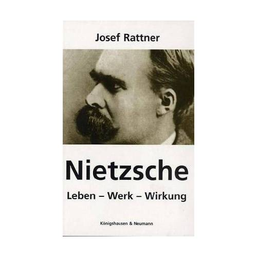 Josef Rattner - Nietzsche - Preis vom 18.06.2021 04:47:54 h