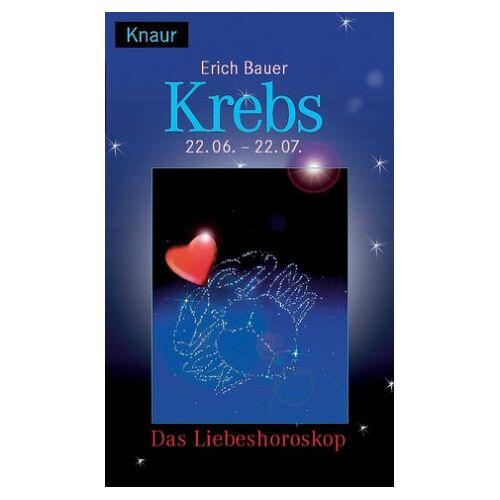 Erich Bauer - Liebeshoroskop. Krebs - Preis vom 17.06.2021 04:48:08 h