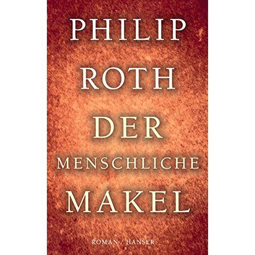 Roth Der menschliche Makel: Roman - Preis vom 11.06.2021 04:46:58 h