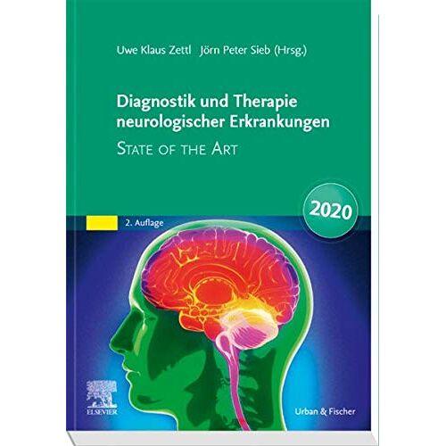Zettl, Uwe K. - Diagnostik und Therapie neurologischer Erkrankungen: State of the Art 2020 - Preis vom 28.07.2021 04:47:08 h