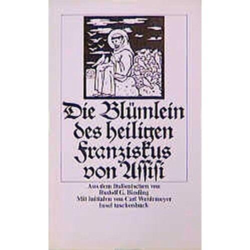 Franziskus von Assisi - Die Blümlein des heiligen Franziskus von Assisi - Preis vom 22.06.2021 04:48:15 h