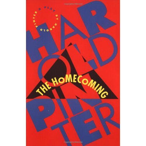 Harold Pinter - The Homecoming: [a Play] (Pinter, Harold) - Preis vom 11.06.2021 04:46:58 h