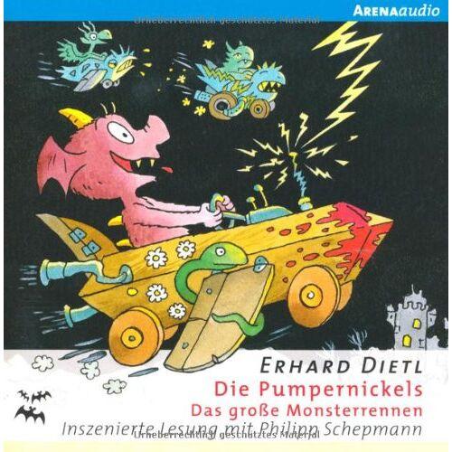 Erhard Dietl - Die Pumpernickels: Das große Monsterrennen - Preis vom 18.06.2021 04:47:54 h