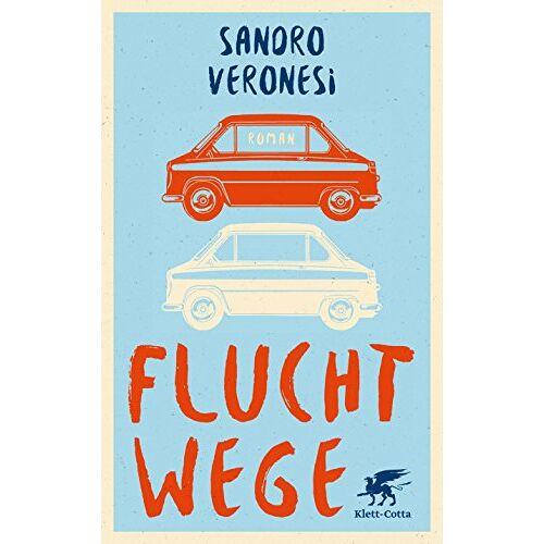 Sandro Veronesi - Fluchtwege: Roman - Preis vom 17.06.2021 04:48:08 h