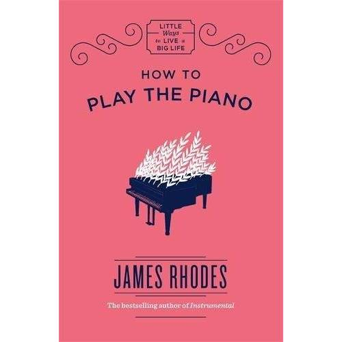 James Rhodes - How to Play the Piano (Little Ways to Live a Big Life) - Preis vom 21.06.2021 04:48:19 h