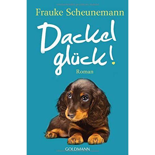 Frauke Scheunemann - Dackelglück: Dackel Herkules 5 - Roman - Preis vom 14.10.2021 04:57:22 h