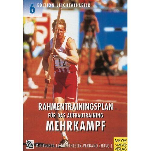 Klaus Gehrke - Rahmentrainingsplan für das Aufbautraining, Mehrkampf - Preis vom 16.06.2021 04:47:02 h