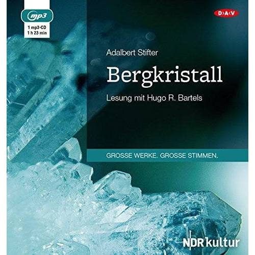 Adalbert Stifter - Bergkristall (1 mp3-CD) - Preis vom 15.10.2021 04:56:39 h