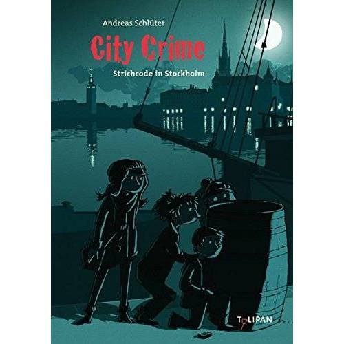Andreas Schlüter - City Crime. Strichcode in Stockholm - Preis vom 11.06.2021 04:46:58 h