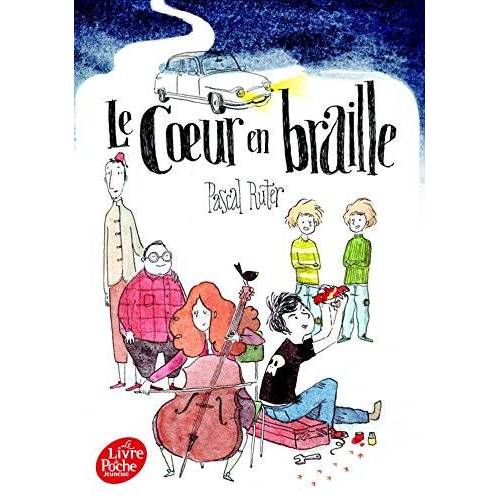 - Le coeur en braille - Preis vom 13.06.2021 04:45:58 h