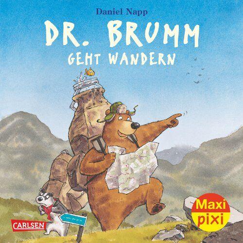 - Maxi-Pixi Nr. 158: Dr. Brumm geht wandern - Preis vom 26.07.2021 04:48:14 h