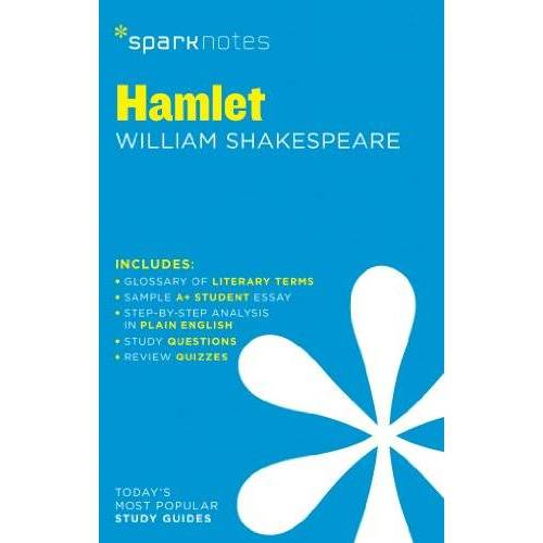 SparkNotes - Hamlet SparkNotes Literature Guide - Preis vom 21.06.2021 04:48:19 h