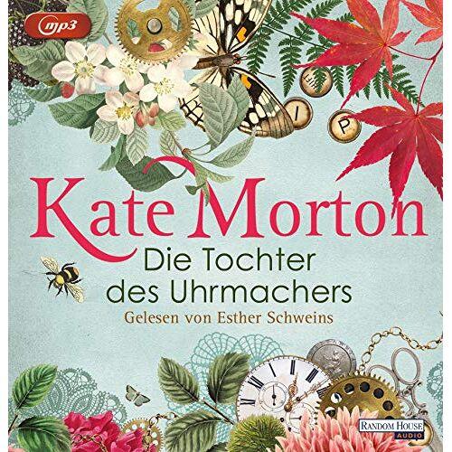 Kate Morton - Die Tochter des Uhrmachers - Preis vom 30.07.2021 04:46:10 h