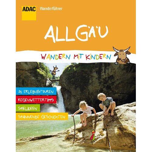- ADAC Wanderführer Wandern mit Kindern Allgäu - Preis vom 18.06.2021 04:47:54 h