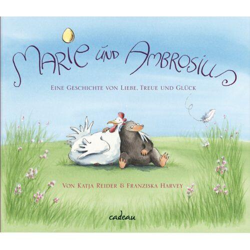 Katja Reider - Marie und Ambrosius: Eine Geschichte von Liebe Treue und Glück - Preis vom 11.06.2021 04:46:58 h