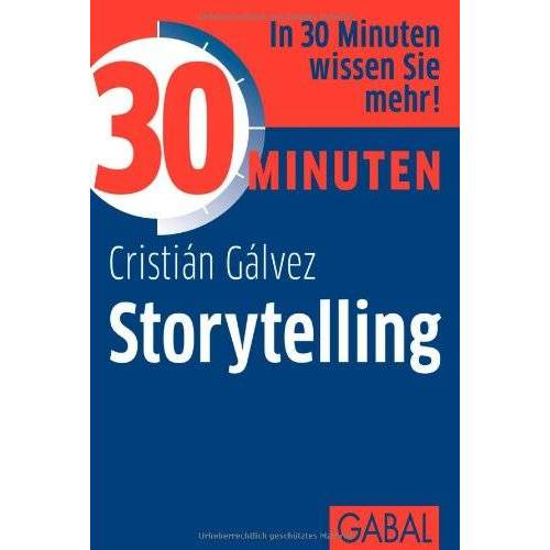Cristián Gálvez - 30 Minuten Storytelling - Preis vom 19.06.2021 04:48:54 h