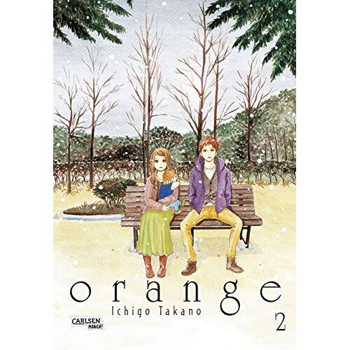 Ichigo Takano - Orange, Band 2 - Preis vom 19.06.2021 04:48:54 h