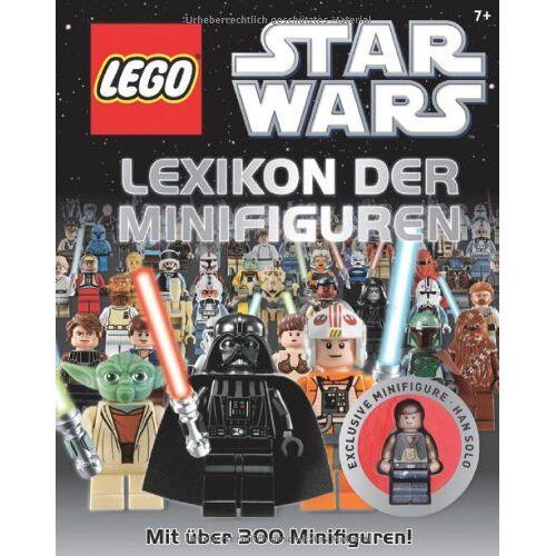 Dorling Kindersley Verlag - LEGO Star Wars Lexikon der Minifiguren: Mit über 300 Minifiguren! - Preis vom 11.10.2021 04:51:43 h
