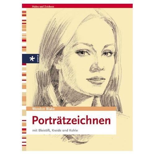 Wendon Blake - Porträtzeichnen mit Bleistift, Kreide und Kohle - Preis vom 20.09.2021 04:52:36 h