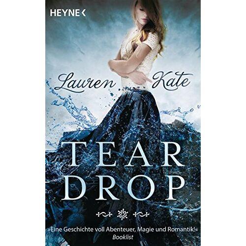 Lauren Kate - Teardrop: Roman (Die Teardrop-Reihe, Band 1) - Preis vom 29.07.2021 04:48:49 h