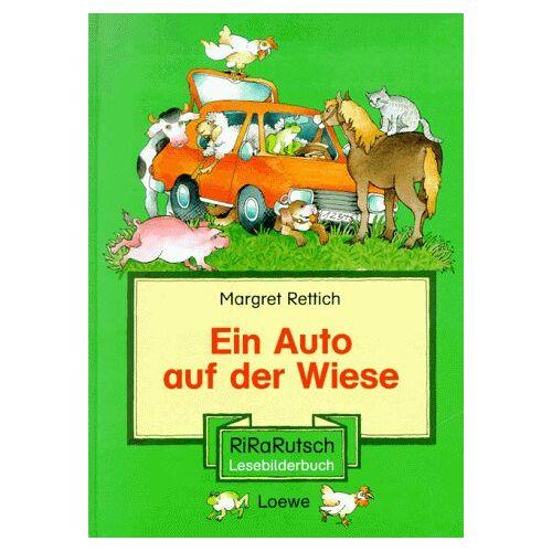 Margret Rettich - Ein Auto auf der Wiese - Preis vom 18.06.2021 04:47:54 h