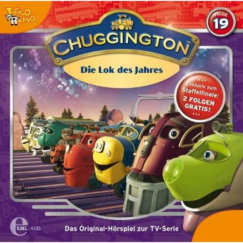 Chuggington - (19)Original Hsp Z.TV-Serie-die Lok des Jahres - Preis vom 12.10.2021 04:55:55 h
