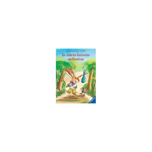 Ursel Scheffler - Die schönsten Geschichten vom Hasenfranz: Der Hasenfranz / Der Hasenfranz in der Stadt / Der Hasenfranz und die frechen Eierräuber - Preis vom 14.06.2021 04:47:09 h