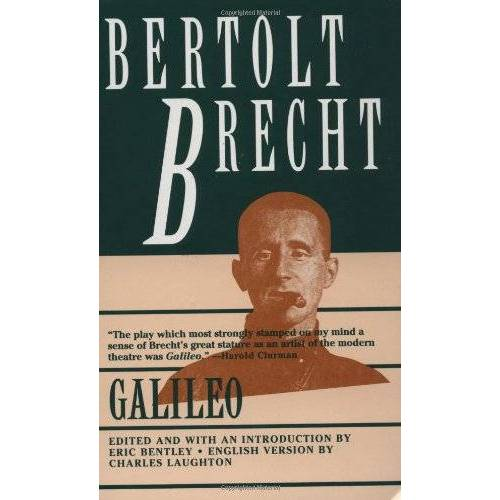 Bertolt Brecht - Galileo (Brecht, Bertolt) - Preis vom 11.06.2021 04:46:58 h