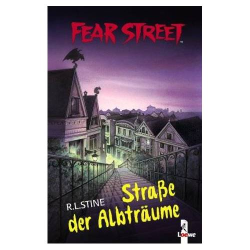 Stine, Robert L. - Straße der Albträume - Preis vom 01.08.2021 04:46:09 h