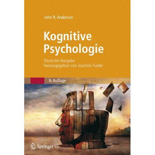 Anderson, John R. - Kognitive Psychologie (Sav Psychologie) - Preis vom 29.07.2021 04:48:49 h