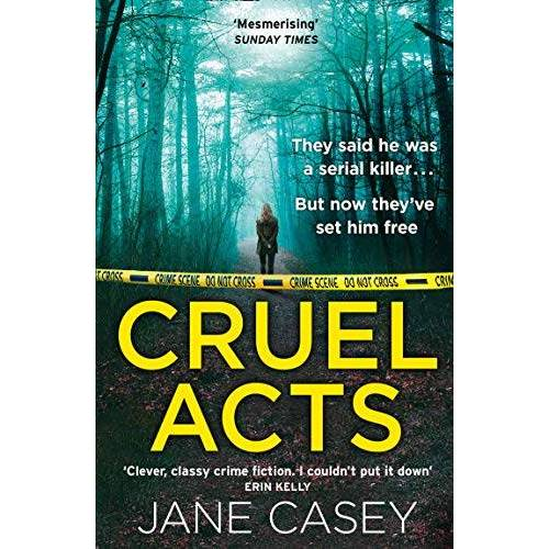 Jane Casey - Cruel Acts (Maeve Kerrigan, Band 8) - Preis vom 21.06.2021 04:48:19 h