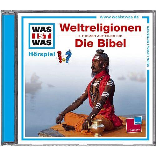 Was Ist Was - Folge 32: Weltreligionen/die Bibel - Preis vom 18.06.2021 04:47:54 h