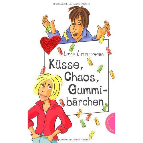 Irene Zimmermann - Küsse, Chaos, Gummibärchen - Preis vom 20.09.2021 04:52:36 h