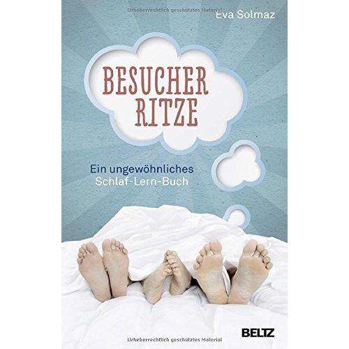 Eva Solmaz - Besucherritze: Ein ungewöhnliches Schlaf-Lern-Buch - Preis vom 11.06.2021 04:46:58 h