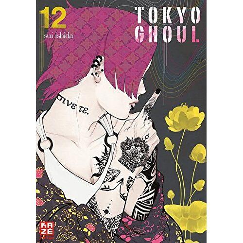 Sui Ishida - Tokyo Ghoul 12 - Preis vom 17.06.2021 04:48:08 h