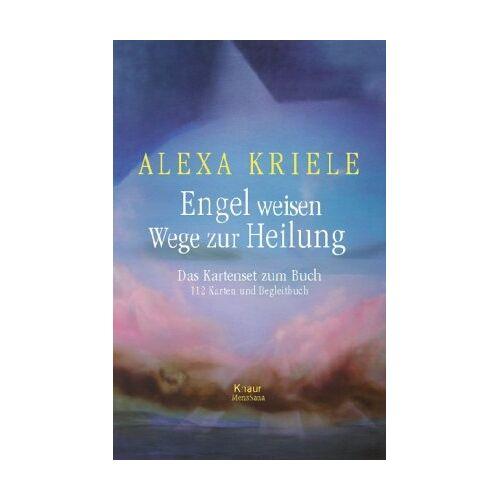 Alexa Kriele - Engel weisen Wege zur Heilung (Das Kartenset): Das Kartenset zum Buch - Preis vom 30.07.2021 04:46:10 h