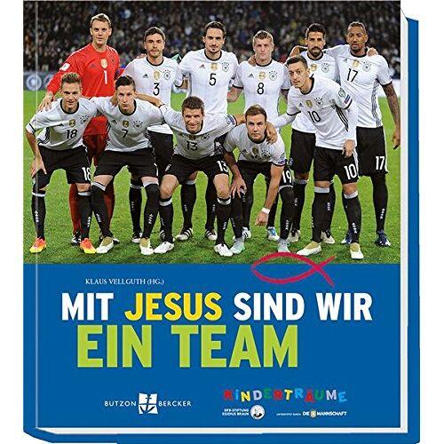 Klaus Vellguth - Mit Jesus sind wir ein Team - Preis vom 22.06.2021 04:48:15 h