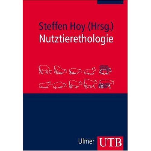Steffen Hoy (Hg.) - Nutztierethologie - Preis vom 13.06.2021 04:45:58 h
