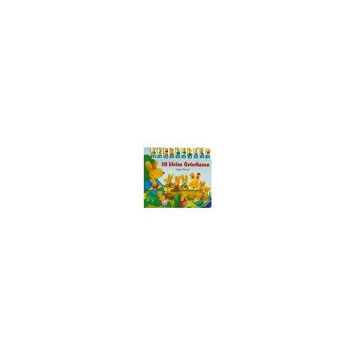 Andrea Erne - 10 kleine Osterhasen - Preis vom 17.06.2021 04:48:08 h