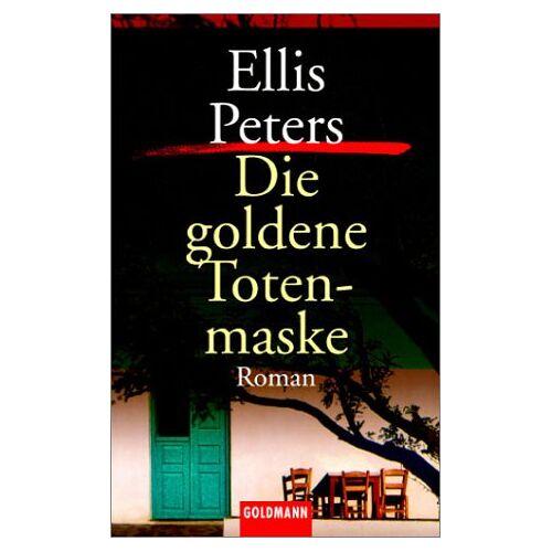 Ellis Peters - Die goldene Totenmaske. - Preis vom 21.06.2021 04:48:19 h